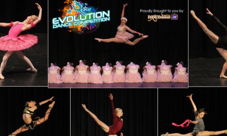 Evolution Dance Competition.