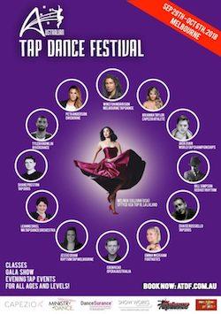 7th Aussie Tap Dance Fest