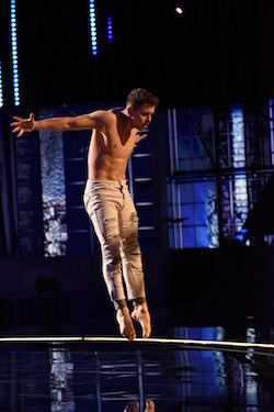 Michael Dameski. Photo courtesy of Dameski.