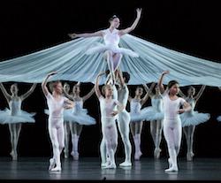The Australian Ballet School's Showcase 2018. Photo by Sergey Konstantinov.