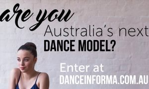 Australian dance model search