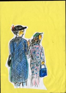 Eileen Kramer's illustration. Image courtesy of Kramer.