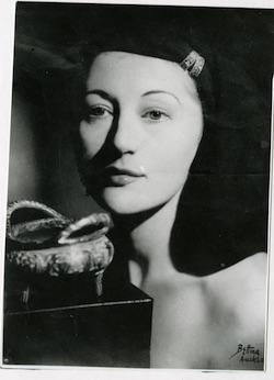 Eileen Kramer. Photo courtesy of Kramer.