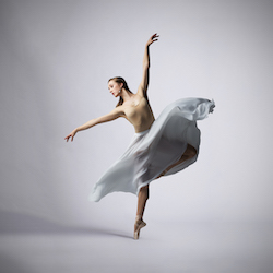 Queensland Ballet's Georgia Swan.