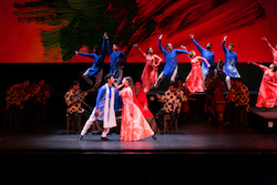 Mark Morris' 'Layla and Majnun'. Photo by Beowulf Sheehan.