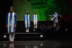 Mark Morris' 'Layla and Majnun'. Photo by Mat Hayward.
