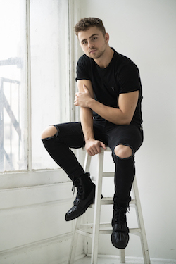 Michael Dameski. Photo by Rebecca Lampiasi.