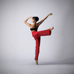 Queensland Ballet's Neneka Yoshida.