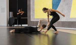 National Gallery of Australia, Canberra American Masters: Merce Cunningham Contemporary Dance Residency