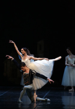 Teatro alla Scala Ballet in 'Giselle'. Photo by Marco Brescia and Rudy Amisano.