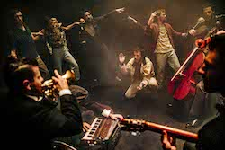 Hofesh Shechter's 'Grand Finale'. Photo by Rahi Rezvani.