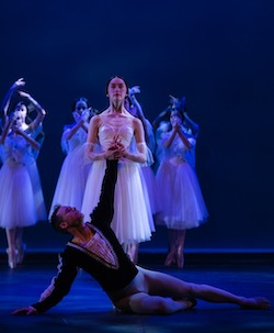 Sydney City Youth Ballet in 'Giselle'. Photo by Daniel Asher Smith.