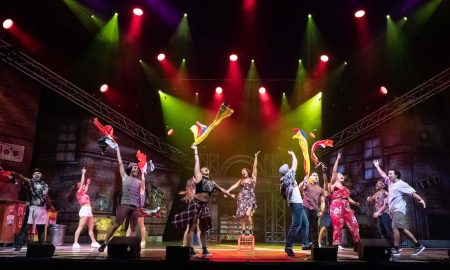 'In the Heights' at Sydney Opera House. Photo by Clare Hawley.