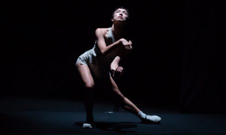 Kristina Chan in 'A Faint Existence'. Photo by Daniel Boud.