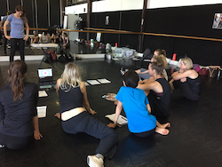 PALS Creative Arts Syllabus 2018. Image courtesy of Ausdance NSW.