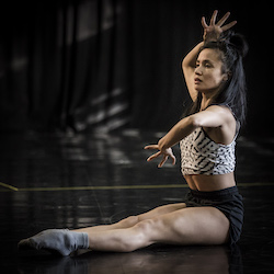 Charmene Yap in 'Ocho'. Photo by Pedro Greig.
