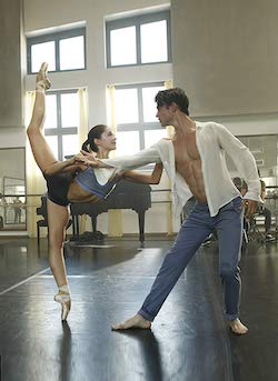 Juliet Doherty and Thomas Doherty in 'High Strung, Free Dance'. Photo courtesy of IMDB.com.