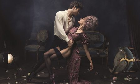Queensland Ballet in Liam Scarlett's 'Dangerous Liaisons'. Photo by Juli Balla.