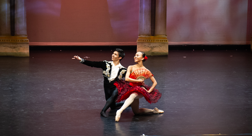 Victorian State Ballet Gala. Photo by Enpointe Productions.