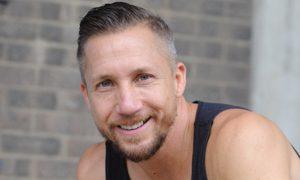 Joey McKneely. Photo by Alastair Muir.
