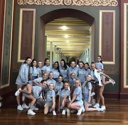 Jump 2018 VDF team. Photo courtesy of Jump Dance Challenge.