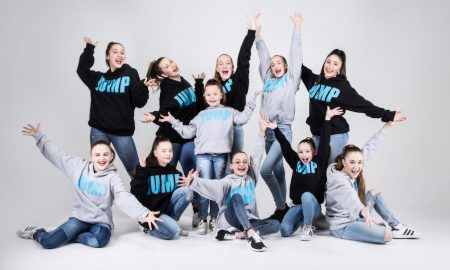 Jump Dance Challenge. Photo by Leah Hoffman for Diva Dance Photography.