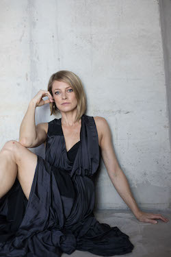Amy Hollingsworth. Photo by David Kelly.