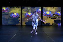 Edwin Lee Mulligan in 'Ngarlimbah'. Photo by Jon Green.