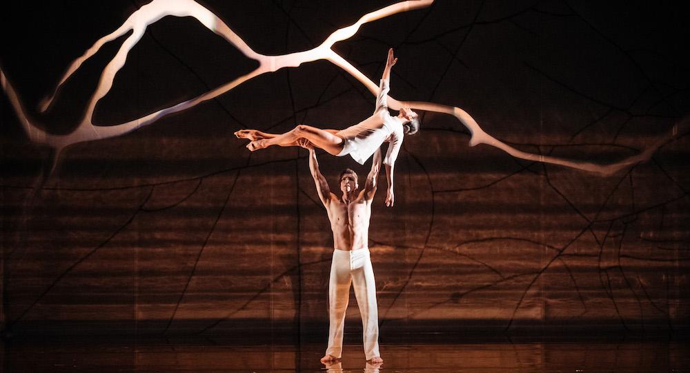 The Australian Ballet in Alice Topp's 'Aurum'. Photo by Daniel Boud.