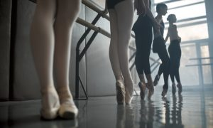 pointe shoe myths