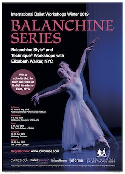 IBW Balanchine Series.