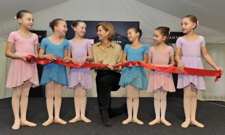 Dame Darcey Bussell, President of the Royal Academy of Dance