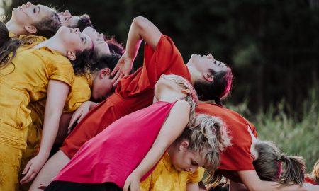 Australian Youth Dance Festival. Photo by LUSY Productions.