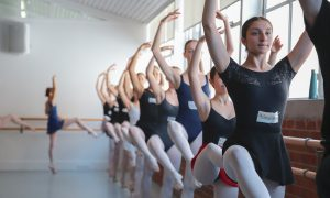 International Ballet Workshops. Photo courtesy of IBW.