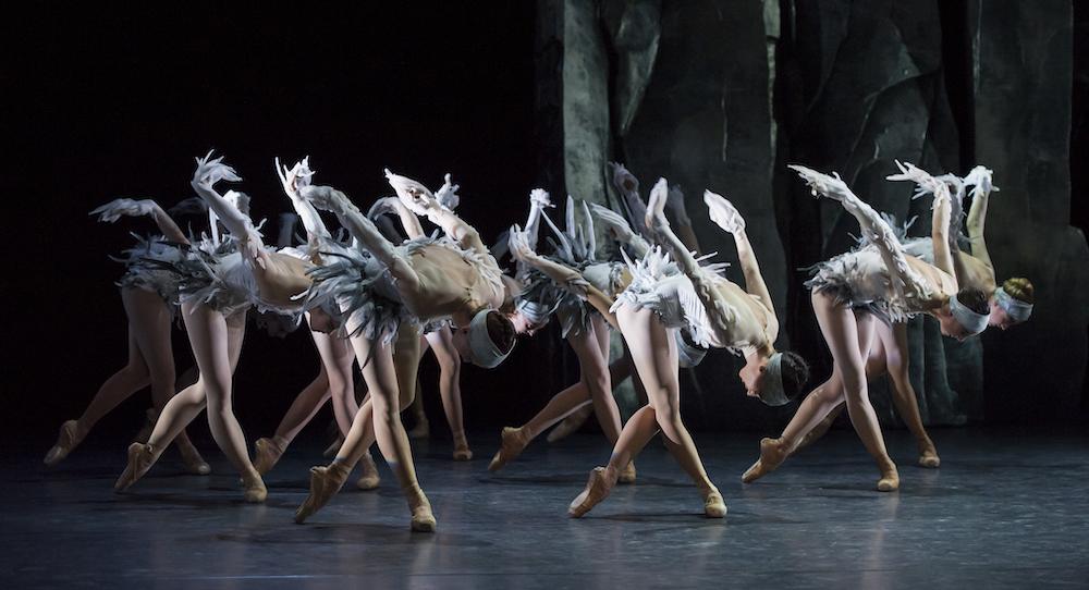 Les Ballets de Monte-Carlo's 'LAC' - Dance Informa Magazine