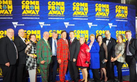 'Come From Away'.