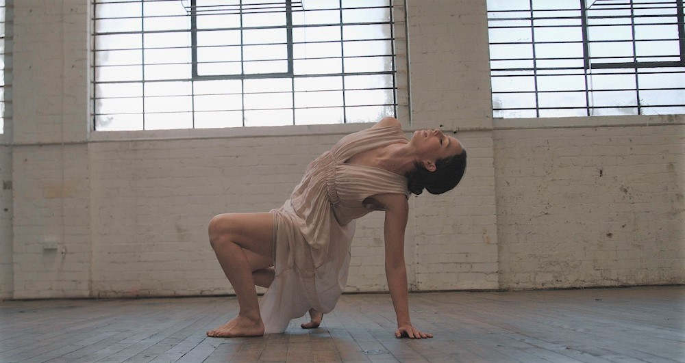 Lucy Doherty in 'Reminiscence'. Photo by Patrick Mazzolo.