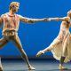 David Hallberg and Natalia Osipova in 'Leaves are Fading' by Anthony Tudor. Photo by Johan Persson.