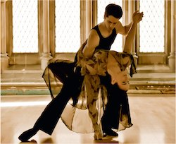 From Kate Flatt's book, 'Choreography: Creating and Developing Dance for Performance'.