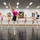 International Ballet Workshops Winter Series students. Photo by Chris Dowd.