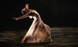 Natalia Osipova's 'Pure Dance'. Photo by Daniel Boud.