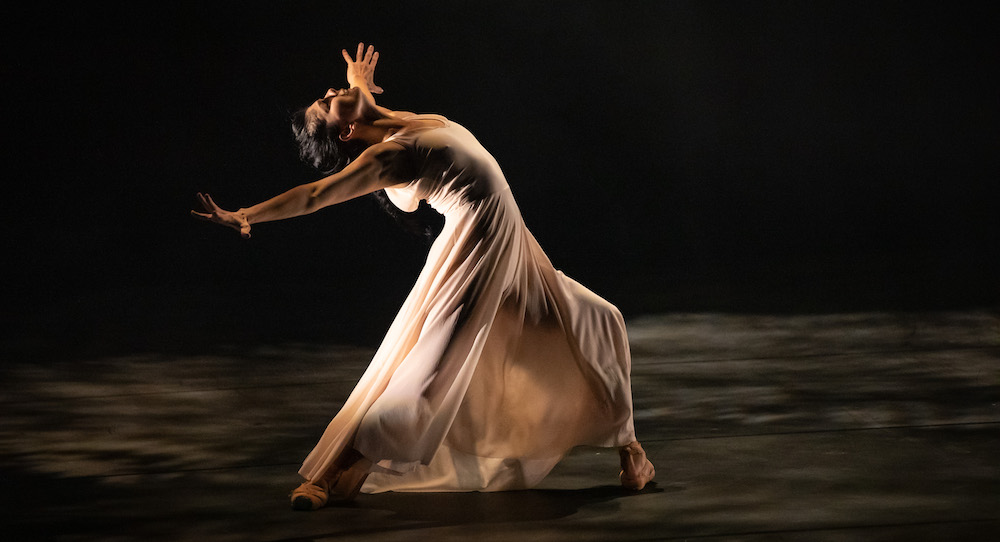Natalia Osipova's 'Pure Dance'. Photo by Daniel Boud.