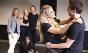 Acting for dancers