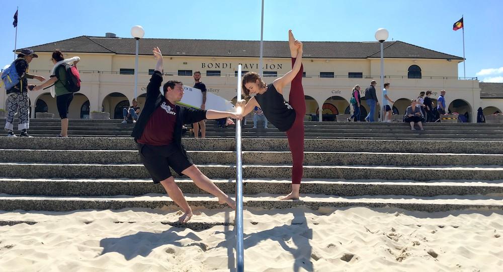 Jamie Winbank and Liz Marcobello. Photo courtesy of SDC.