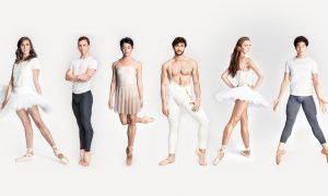 Telstra Ballet Dancer Award nominees.