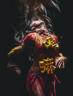 Yang Liping's 'Rite of Spring'. Photo by Qiansheng Zhao.