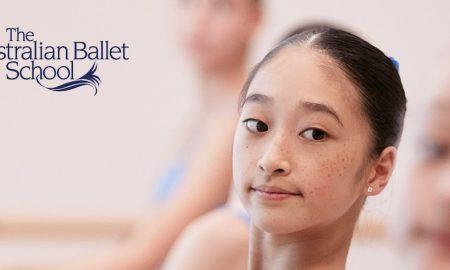 An Afternoon at The Australian Ballet School.