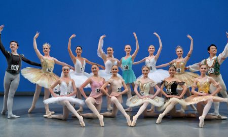Genée Finalists. Photo by Michael Slobodian.