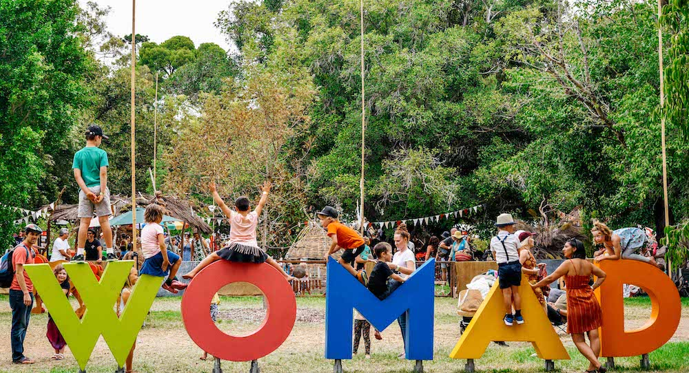 WOMADelaide. Photo by Jack Fenby.