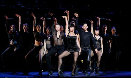 Alinta Chidzey and Company in 'Chicago'. Photo by Jeff Busby.
